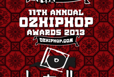 OzHipHop Awards 2013 Winners