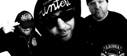 LA COKA NOSTRA – MIND YOUR BUSINESS /// Interview