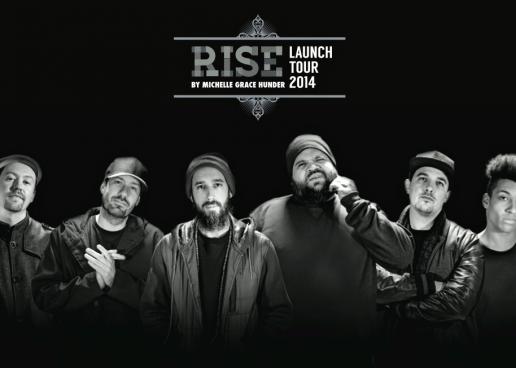 Tour Life with the RISE crew /// Briggs, Remi, Mantra, Grey Ghost, MOC, Alex Jones, Dylan Joel, Jaytee, Flago & Sensible J